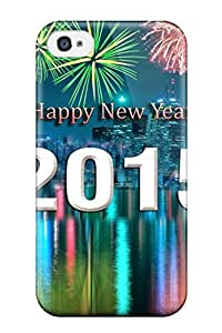 New Premium NNCgDoW398cdJzH Case Cover For Iphone 4/4s/ New Year 2015 Protective Case Cover