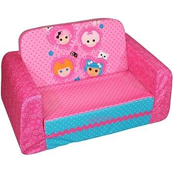 Amazon.com: Lalaloopsy Polyester Flip Sofa: Baby