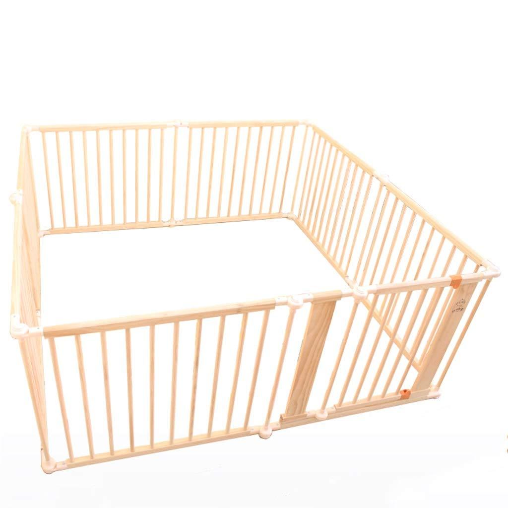経典ブランド ベビーサークル ドア :、保育園の子供の安全のための特別に高く大きい木の幼児の塀 145×175×69cm、屋外の家、69cmの高さ (サイズ さいず さいず : 145×175×69cm) 145×175×69cm B07R2JWYL4, クナシリグン:d76e6c2f --- a0267596.xsph.ru