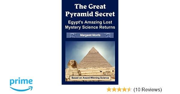 Amazon com: The Great Pyramid Secret: Egypt's Amazing Lost Mystery