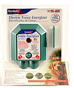 Havahart SS-2DX Battery-Operated Intermittent 1 Mile Small Pet Fence Charger