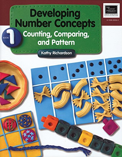 (Developing Number Concepts, Book 1: Counting, Comparing, and Pattern)