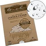 "Rite in the Rain Weatherproof Laser Printer Paper, 8 1/2"" x 11"", 20# White, 50 Sheet Pack (No. 8511-50)"
