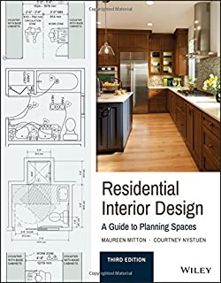 Book Cover: Residential interior design : a guide to planning spaces