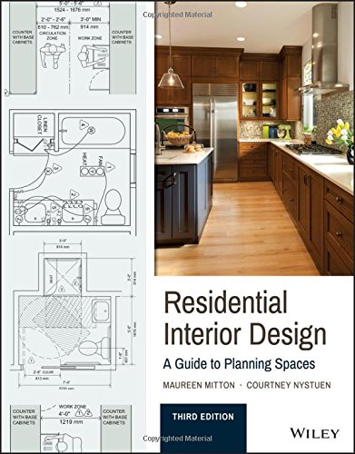 1119013976 - Residential Interior Design: A Guide To Planning Spaces