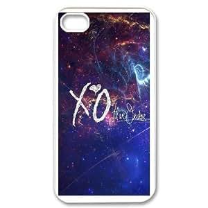 iPhone 4,4S Phone Case White The Weeknd XO V8843315