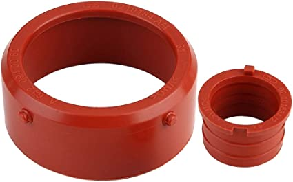 Intake Seal Turbo Intake Seal A6420940080 Turbo Intake Seal Kompatibel Mit Mercedes Benz Om642 Motoren Auto