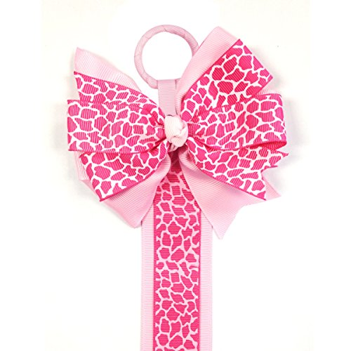 Wrapables Hair Clip Holder Leopard