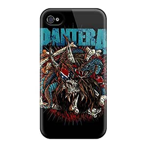 Premium Protection Pantera Cases Covers For Ipod Touch 4- Retail Packaging