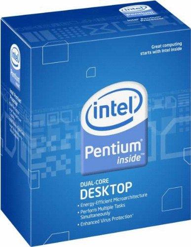 Intel Pentium E5300 2.6GHz 2 MB Cache Socket LGA775
