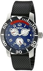 Invicta Men's 44683-002 I By Invicta Analog Display Quartz Black Watch