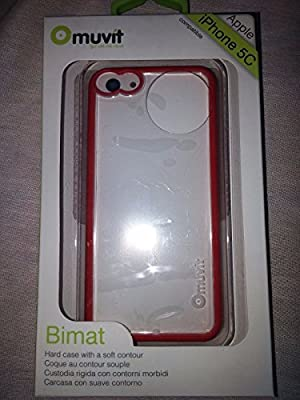 Amazon.com: iPhone 5C Bimat Case: Cell Phones & Accessories