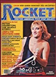 ROCKET Hard Rock Music Magazine May 1978 KISS Peter Frampton Rod Stewart Bob Dylan Andy Gibb Bee Gees Boston Alice Cooper Styx Kansas Meat Loaf ELO Queen (ROCKET Magazine)