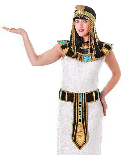 Gold & Black Egyptian Belt