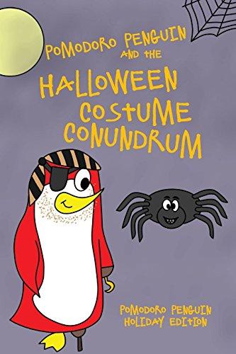 Pomodoro Penguin and the Halloween Costume Conundrum