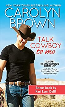Talk Cowboy to Me (Lucky Cowboys Book 4) by [Brown, Carolyn]