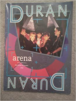 Duran Duran Arena 9780881883671 Duran Duran Books