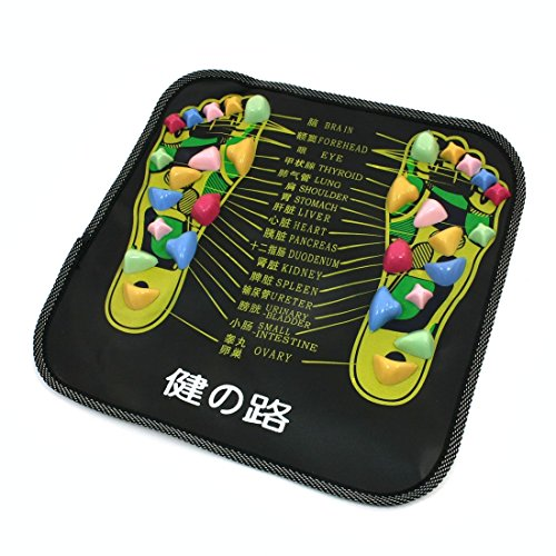 Colored Plastic Healthy Massage Cushion