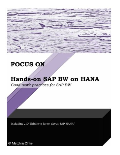 Download Hands-on SAP BW on HANA: Good work practices for SAP BW (Focus on) (Volume 2) PDF Text fb2 ebook
