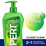 Pert Classic Clean 2 in 1 Shampoo and