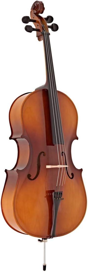 Violonchelo de Estudiante de 3/4 con Estuche de Gear4music Antique Fade: Amazon.es: Instrumentos musicales