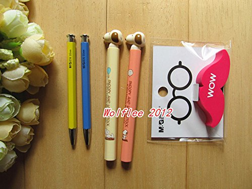 2 pcs M&G 0.5mm Mini/Pocket Metal Mechanical Pencil+2 tubes Pencil leads+Eraser (Names Of Monster High Characters)