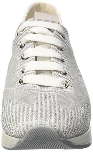 Walk Grigio Acciaio Donna Sneaker MELLUSO Techno 4qawa6