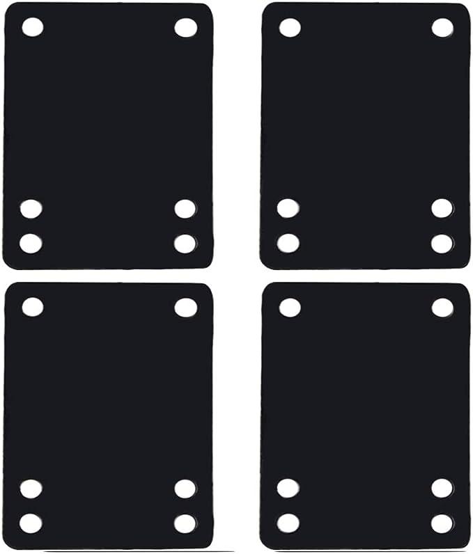 "2pcs 0.24/""//6mm Soft Skateboard Riser Shock Pads Longboard Shock pads SupplALUK"