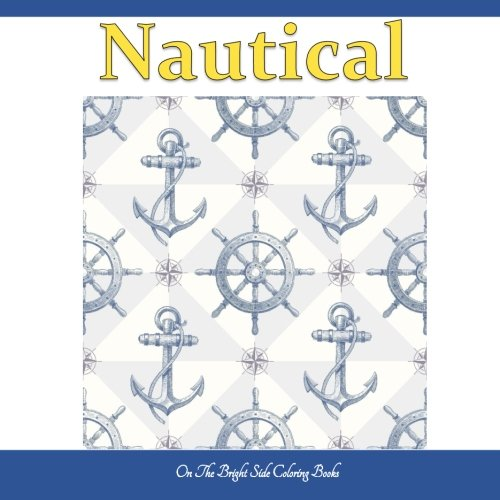 Nautical Adult Coloring Book