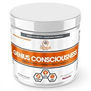 HEIGHTENED MENTAL CLARITY, FOCUS & COGNITIVE PERFORMANCE - Reduce brain fog and clear the cobwebs holding you back from achieving limitless status! Find creativity and free your thoughts with modern science (see product description below for scie...