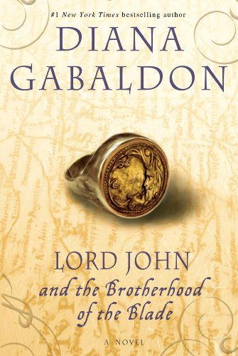 Lord John and the Brotherhood of the Blade: A Novel (Lord John Grey Book 2) cover