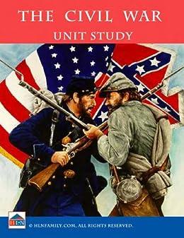civil war a nation divided unit study ebook jeunesse