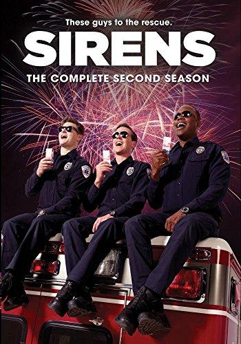 Top 9 sirens season 1 & 2 dvd for 2020