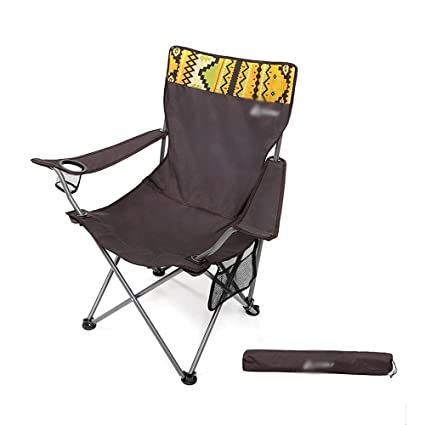 Pleasant Amazon Com Hyxqyyyy Outdoor Camping Chair Foldable Uwap Interior Chair Design Uwaporg
