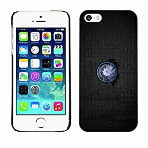 Planetar® ( Abstract Tiles ) Fundas Cover Cubre Hard Case Cover Apple iPhone 5 / 5S