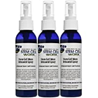Stem Cell Supplement - 3 PK Deal - Stem Cell Worx Intraoral for 95% Absorption....