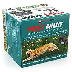 PestAway Ultrasonic Outdoor Animal