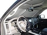 dodge 1500 sun visor - HeatShield The Original Auto Sunshade, Ram 1500 Truck (Crew Cab) 2010-2018, Silver Series
