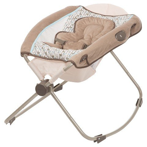 Eddie Bauer Slumber & Soothe Infant Baby Newborn Rocker Sleeper by Eddie Bauer