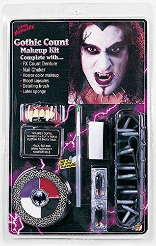 (BOS Count Vampire Make Up Kit)