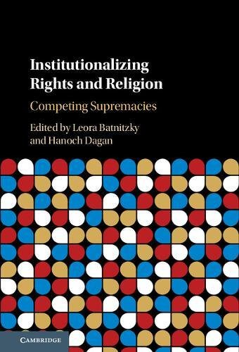 Institutionalizing Rights and Religion: Competing Supremacies