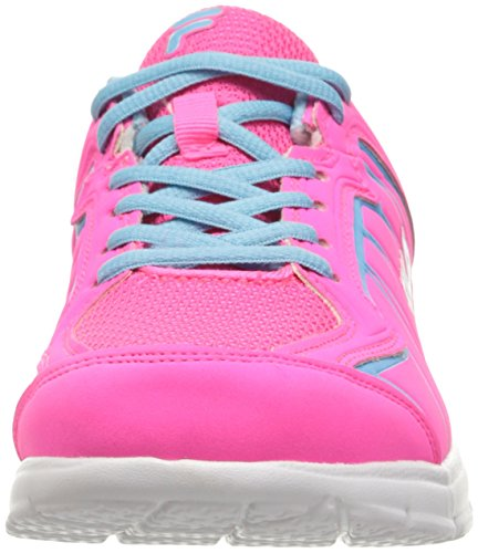 Escalight Fila Fila Womens Running Bluefish Womens White Knockout Shoe Pink 1tfWRcnW