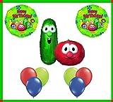 Veggietales Bob and Larry Party Balloon Set, Health Care Stuffs