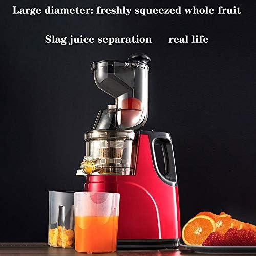 Presse-Agrumes Orange Fruits Électrique Citron Mixeur Milk Lavable, Presse-Agrumes Ménage Fruits Petit Jus De Scories Séparation De Jus De Gros Calibre Presse-Agrumes