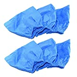 Ximoon VRC2 Cloth Filter for Vacmaster Wet/Dry Vacuums (1.5 to 3.2 gallon), 6 Pack