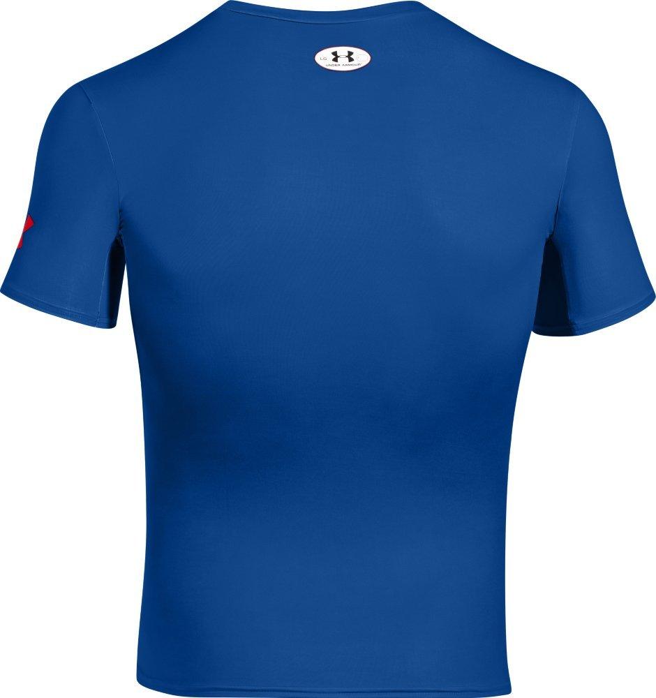 Under Armour Alter Ego Comp SS Camiseta Deporte Hombre