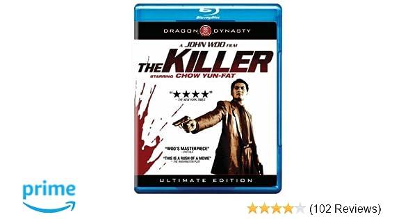 Amazoncom The Killer Blu Ray Yun Fat Chow Danny Lee