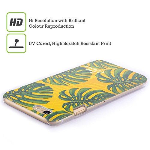 Official Cosmopolitan Scattered Split Leaf Tropical Hard Back Case for Apple iPhone 5 / 5s / SE