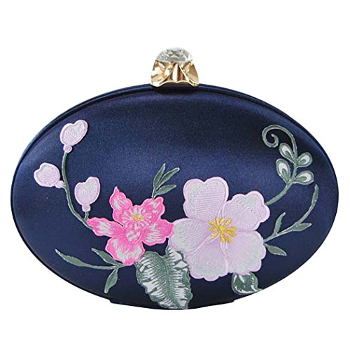 Pochette TOOKY pour Pochette pour Bleu femme femme TOOKY Bleu wqqO4AryX