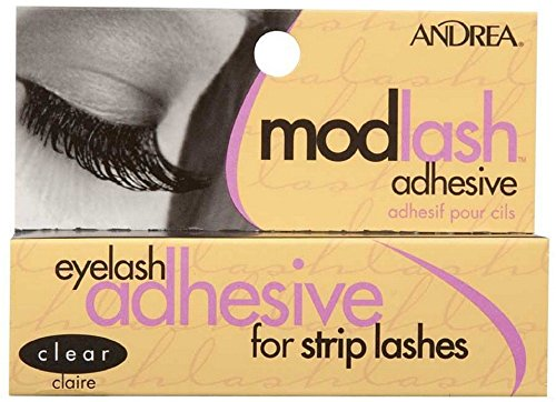 Andrea ModLash Eyelash Adhesive for Strip Lashes 0.25 oz (Pack of 11)